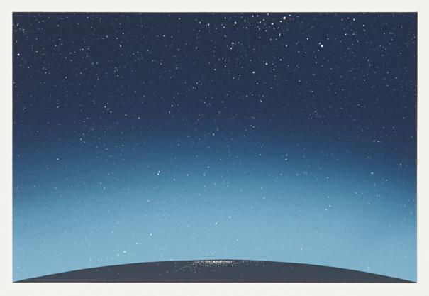 Ed Ruscha-Any Town In The U.S.A-1981