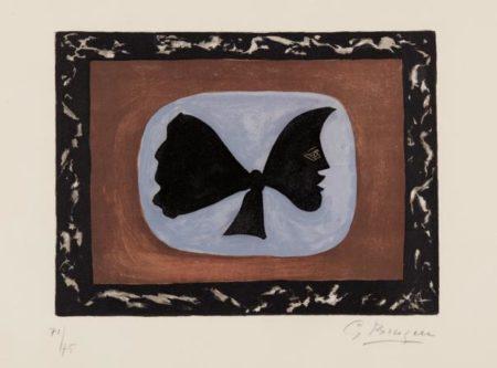 Georges Braque-Uranie Ii-1958