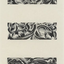 Paul Landacre-Chapter Headings-Green Mansions-1933