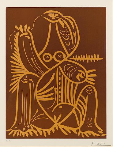 Pablo Picasso-Diurnes-1962