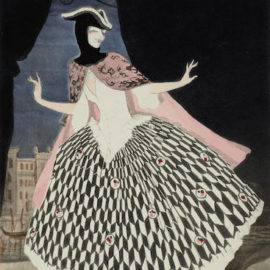 Walter Schnackenberg-Ballet und Pantomime-1900