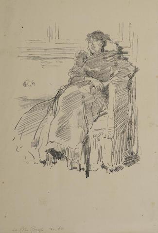 James Abbott McNeill Whistler-Selected Images-1896