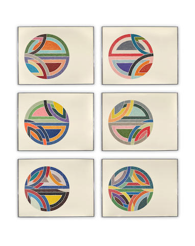 Frank Stella-Sinjerli Variations-1977