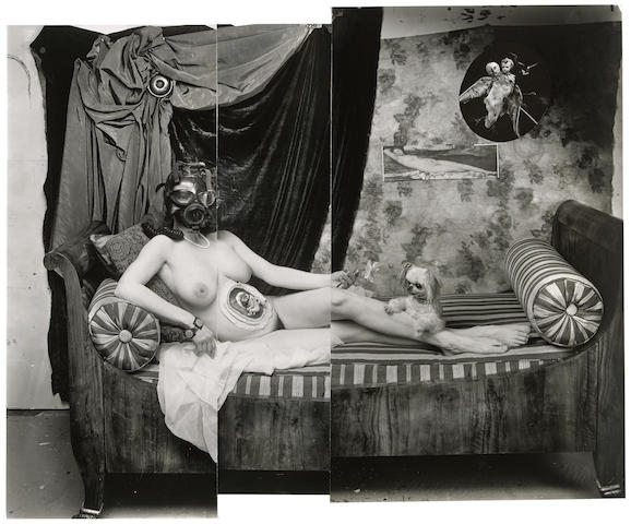 Joel-Peter Witkin-Mother of the Future-2004
