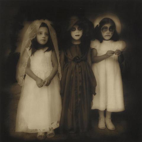 Jack Spencer-Ninas, dia de los muertos (Girls, Day of the Dead)-2000
