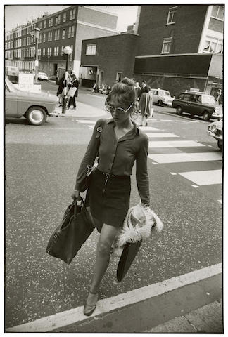 Garry Winogrand-Selected Images, from Women are Beautiful-1975