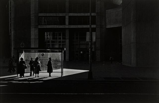Ray Metzker-Philadelphia, from the series 'City Whispers'-1981
