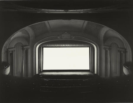 Hiroshi Sugimoto-U.A. Playhouse, Great Neck, New York-1978