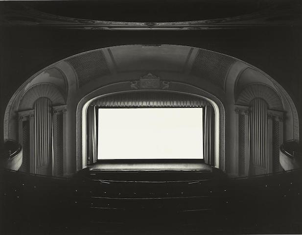 Hiroshi Sugimoto-U.A. Playhouse, Great Neck, New York-1978