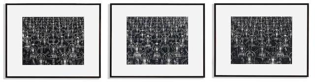 Hiroshi Sugimoto-The Hall of Thirty Three Bays-1995