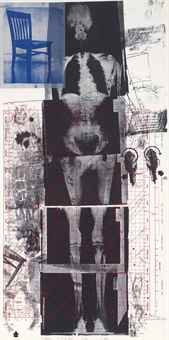 Robert Rauschenberg-Booster, from Booster and Seven Studies-1967
