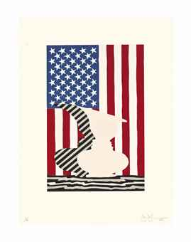 Jasper Johns-Untitled-2000