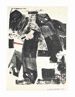 Robert Rauschenberg-Front-roll-1964