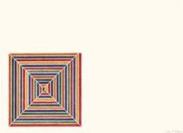 Frank Stella-Jasper's Dilemma-1973