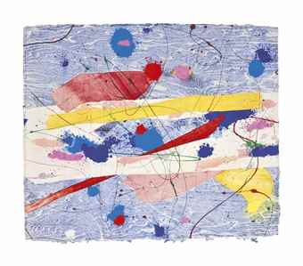 Sam Francis-Untitled-