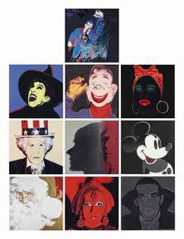 Andy Warhol-Myths-1981