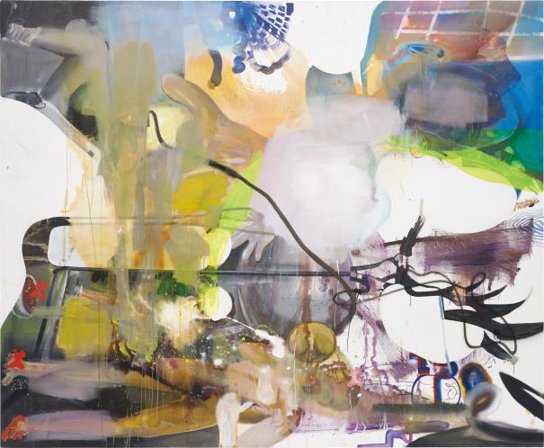 Albert Oehlen-Lammle Live-2004