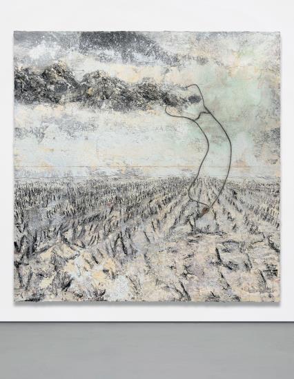 Anselm Kiefer-Der Wolken Heitere Stimmung-2011