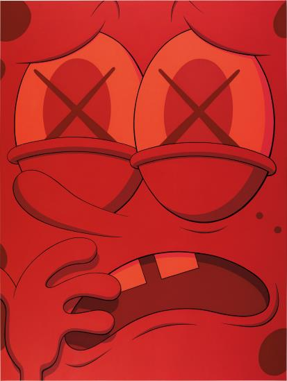 KAWS-Untitled-2009