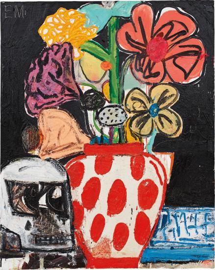 Eddie Martinez-Skull-Life-2010