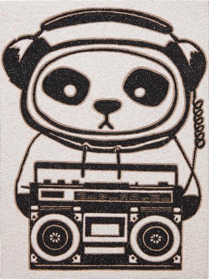 Rob Pruitt-Boombox Panda-2013
