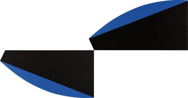 Leon Polk Smith-Beyond The Blue-1981
