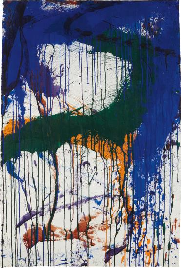 Norman Bluhm-Untitled-1964