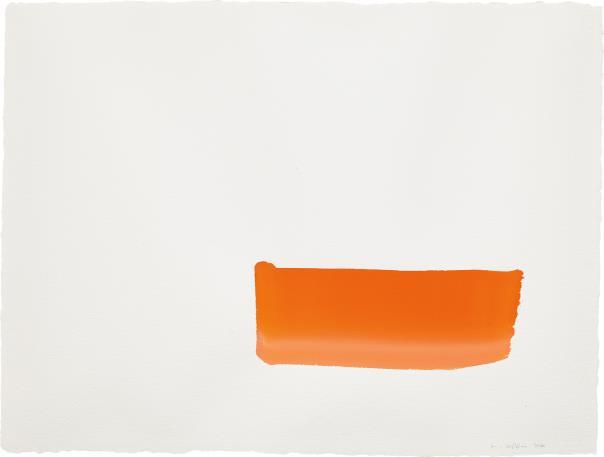 Lee Ufan-Untitled-2004