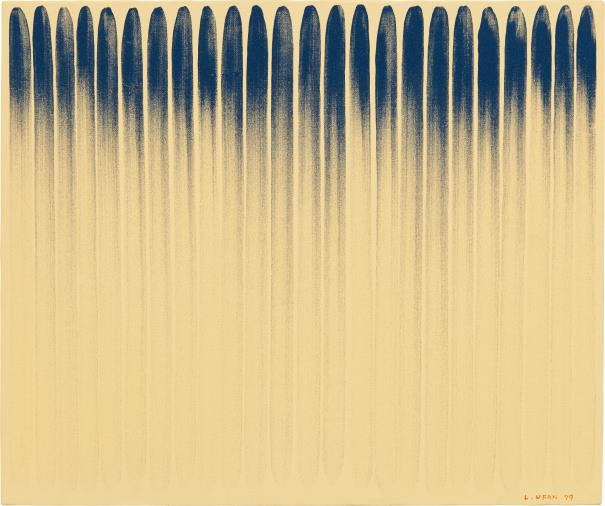 Lee Ufan-From Line, No. 790143-1979