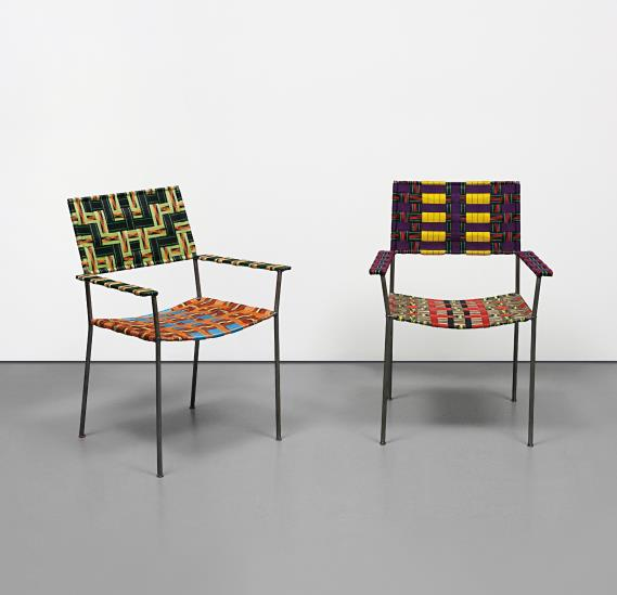 Franz West-Two Works: (I) Onkel Stuhl (Uncle Chair); (Ii) Onkel Stuhl (Uncle Chair)-2006
