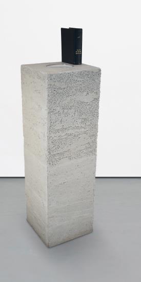 Theaster Gates-Afrostack-2012