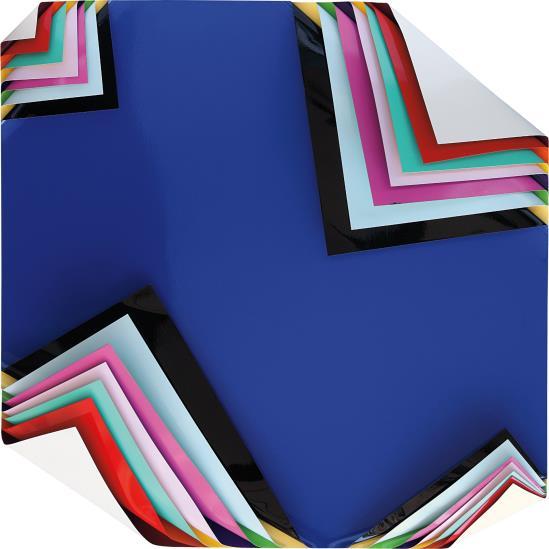Jim Lambie-Metal Box (Ocean Colour Scene)-2012