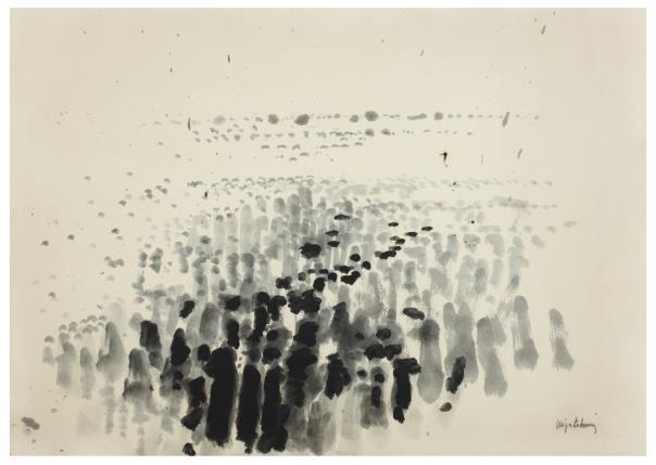 Vija Celmins-Untitled-1960