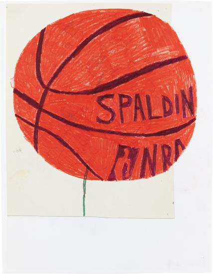 Mark Grotjahn-Jonas Wood-Untitled-2008