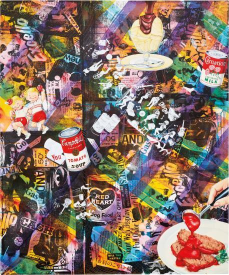 Kenny Scharf-Handy Dandy Andy Dance-2005