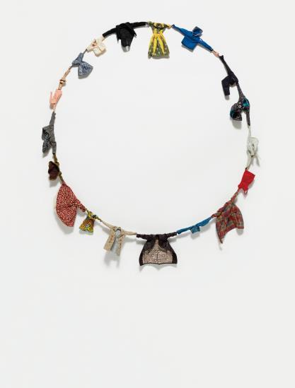 Charles LeDray-Untitled (Hoop)-1994