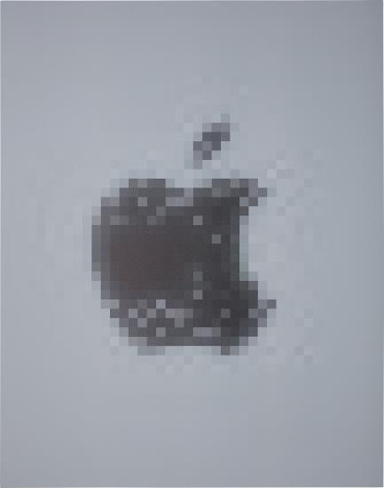 Mark Flood-Apple Logo-2013