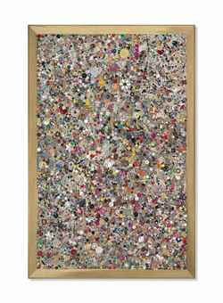 Mike Kelley-Memory Ware Flat 1-2000