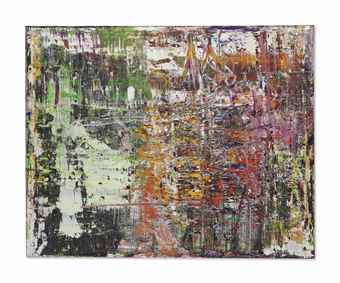 Gerhard Richter-Abstraktes Bild (903-7)-2008