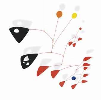 Alexander Calder-Untitled-1952