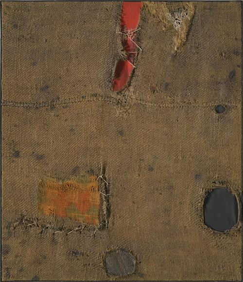 Alberto Burri-Sacco-1954