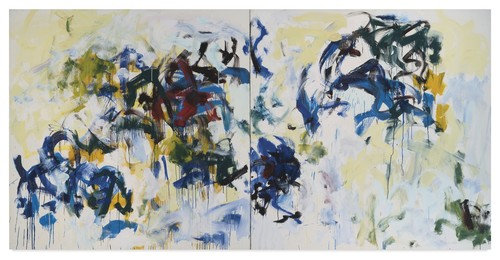 Joan Mitchell-River II-1986