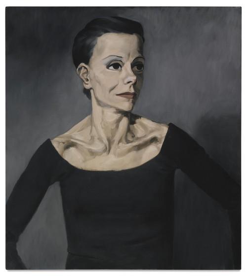 John Currin-Jamita's Sister-1993