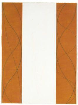 Robert Mangold-Double Column B-2004