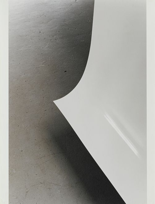 Wolfgang Tillmans-Paper Drop (White) C-2004