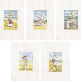 Hans-Peter Feldmann-Pin Up Girls-1979