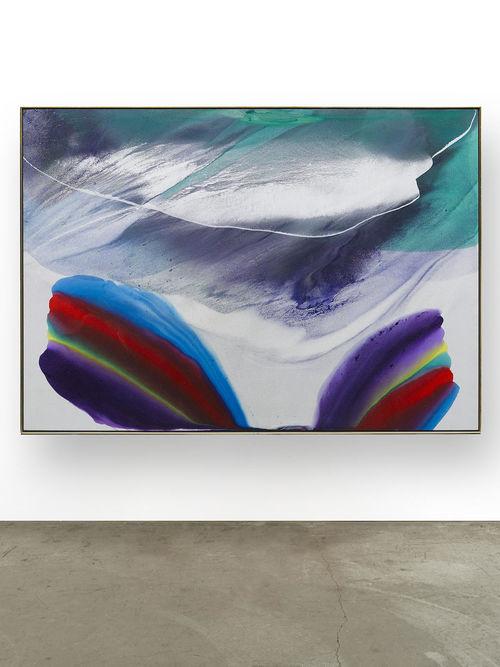 Paul Jenkins-Phenomena Mass Drift, Anatomy of a Cloud-1979