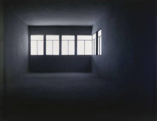James Casebere-Wrap Around Window-2003