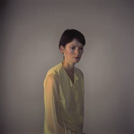 Richard Learoyd-Olya In Yellow, Two-2011