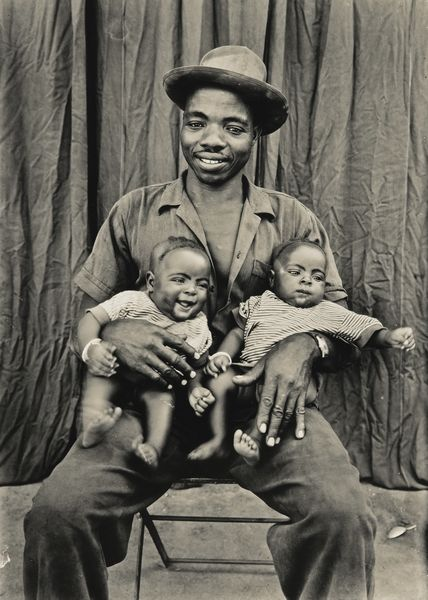 Seydou Keita-Untitled (Twins)-1955